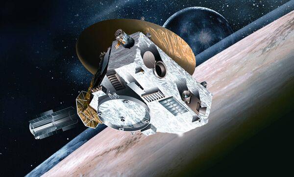 Зонд New Horizons. Архивное фото - Sputnik Таджикистан