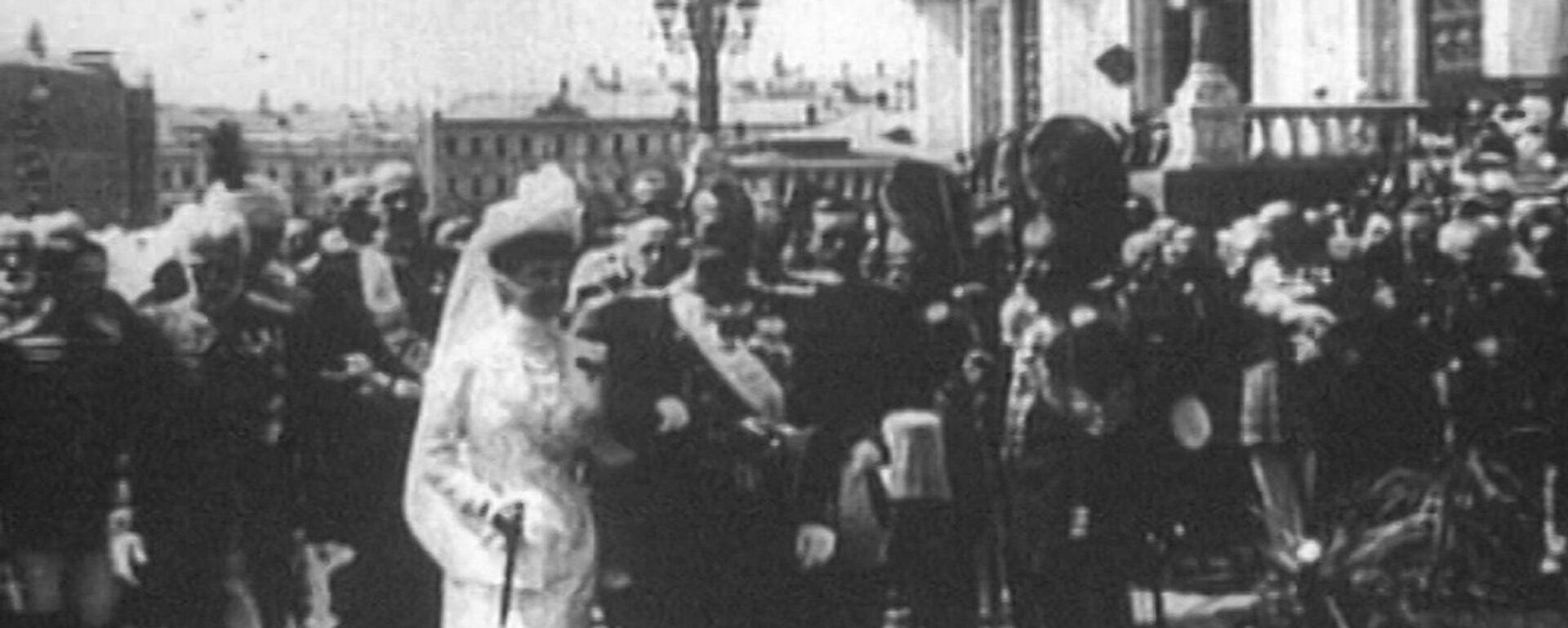 Жизнь и смерть последнего русского царя Николая II. Кадры из архива - Sputnik Таджикистан, 1920, 16.07.2015