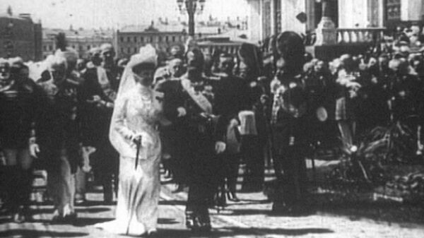 Жизнь и смерть последнего русского царя Николая II. Кадры из архива - Sputnik Таджикистан