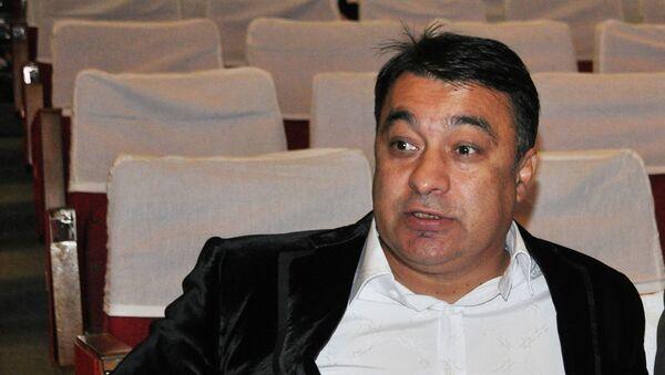 Мухсин Мухаммадиев. Архивное фото - Sputnik Таджикистан