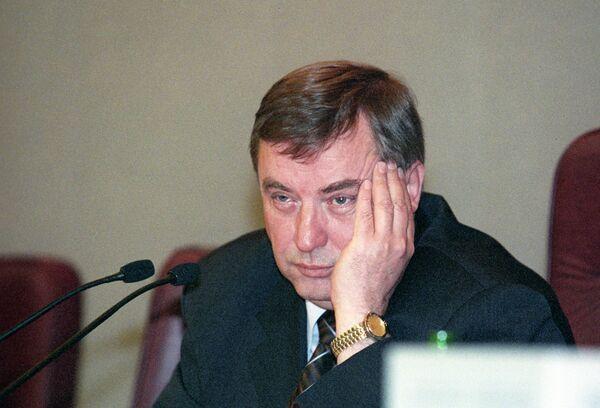 Геннадий Селезнёв. Акс аз бойгонӣ - Sputnik Тоҷикистон