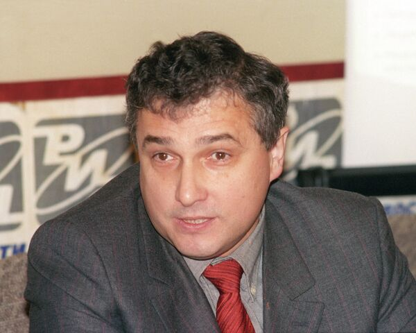 Владимир Кулистиков. Архивное фото. - Sputnik Таджикистан