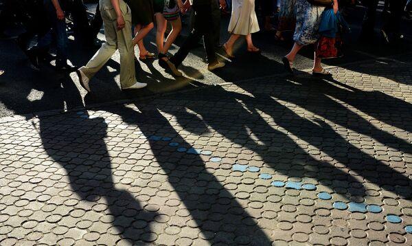 На митинге. Архивное фото - Sputnik Таджикистан