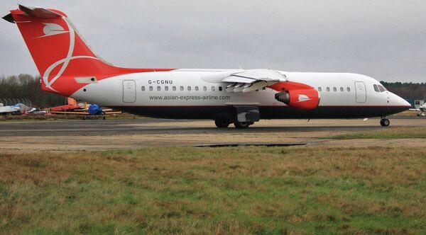Самолет Asian Express Airlines. Архивное фото - Sputnik Таджикистан