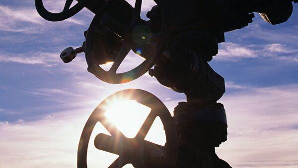 Нефтяная скважина - Sputnik Таджикистан