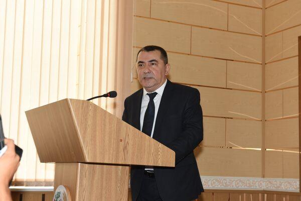 Абдуррахим Абдулхасанов - Sputnik Таджикистан