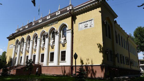 Счетная палата Таджикистана. Архивное фото. - Sputnik Таджикистан