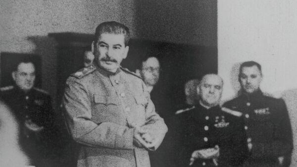 Иосиф Сталин. Архивное фото. - Sputnik Таджикистан