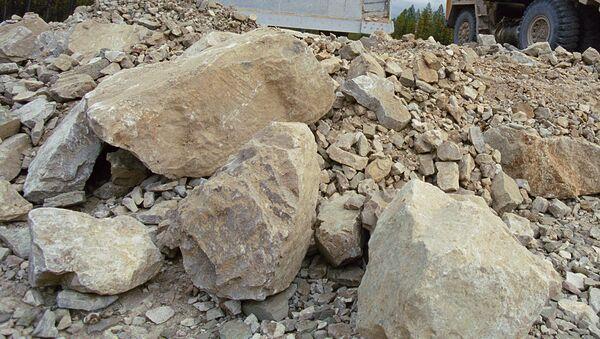 Груда камней. Архивное фото - Sputnik Таджикистан