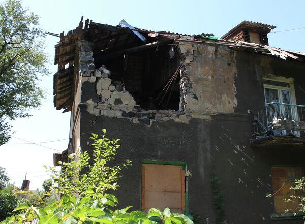 Ситуация в Горловке - Sputnik Таджикистан
