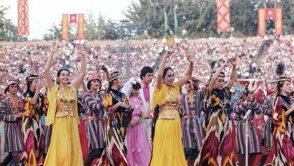 Празднование 2000-летия города Ташкента. Архивное фото. - Sputnik Таджикистан