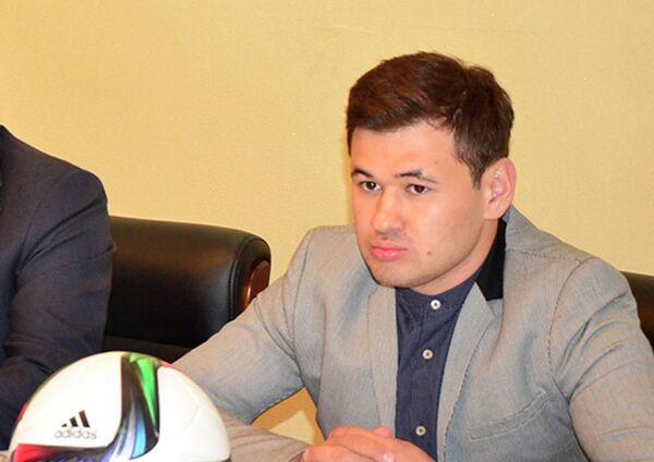 Дильшод Джураев. Архивное фото - Sputnik Таджикистан