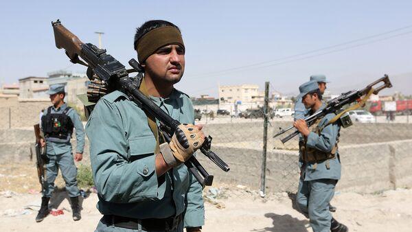 Афганские военные. Архивное фото - Sputnik Таджикистан