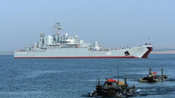 Военные маневры Си Бриз-2008 в Крыму - Sputnik Таджикистан