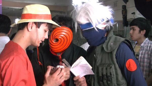 Клуб японской культуры Кякиа провел аниме-фестиваль - Sputnik Таджикистан