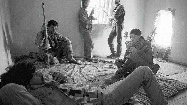 Неруҳои худдифоии маҳаллӣ  - Sputnik Таджикистан