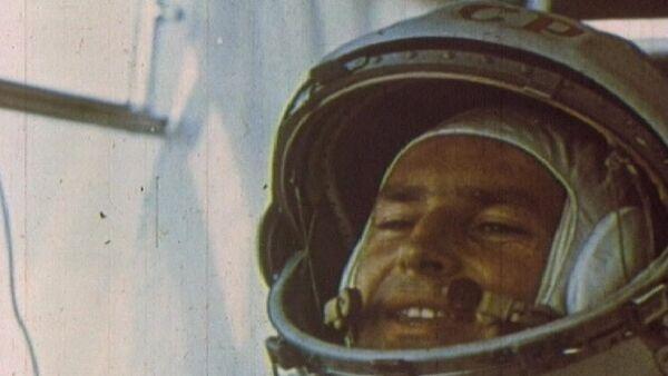 Семнадцать космических зорь Германа Титова. Кадры из архива - Sputnik Таджикистан