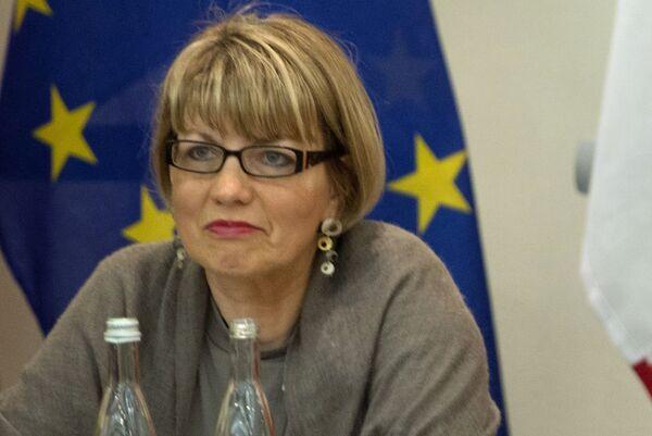 Хельга Шмидт. Архивное фото - Sputnik Таджикистан