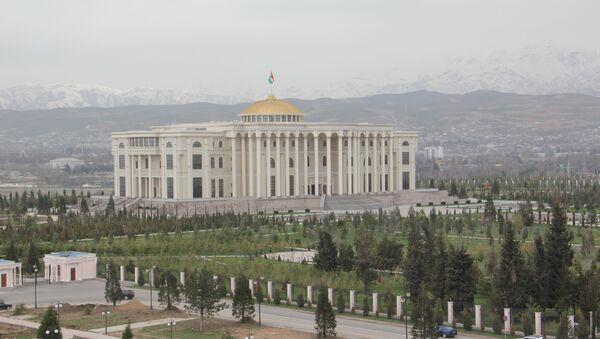 Дворец нации - Sputnik Таджикистан