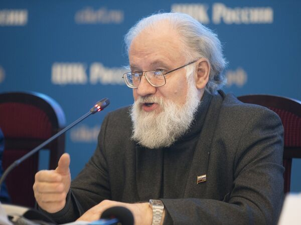 Выборы в субъектах Российской Федерации - Sputnik Таджикистан