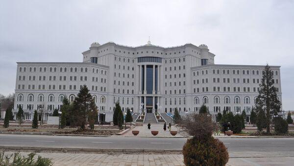 Национальная библиотека. Архивное фото. - Sputnik Тоҷикистон