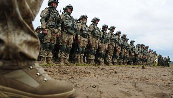 Военные ОДКБ, архивное фото - Sputnik Таджикистан