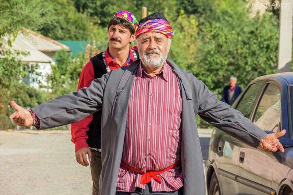 Кадр из фильма Воздушный Сафар - Sputnik Таджикистан