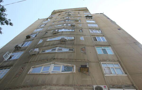 Дом №20/1 по улице Дониш - Sputnik Таджикистан