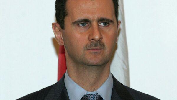 Башар Асад. Архивное фото. - Sputnik Таджикистан