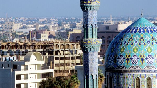 Вид на мечеть. Архивное фото. - Sputnik Таджикистан