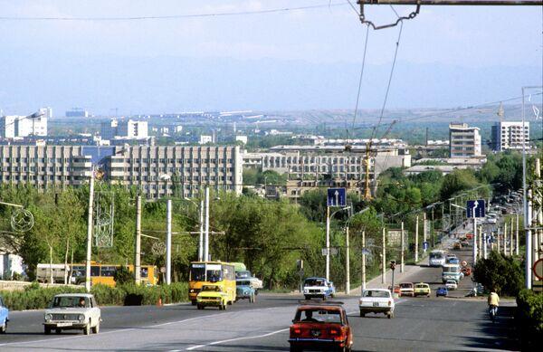 Душанбе. Акс аз бойгонӣ - Sputnik Тоҷикистон