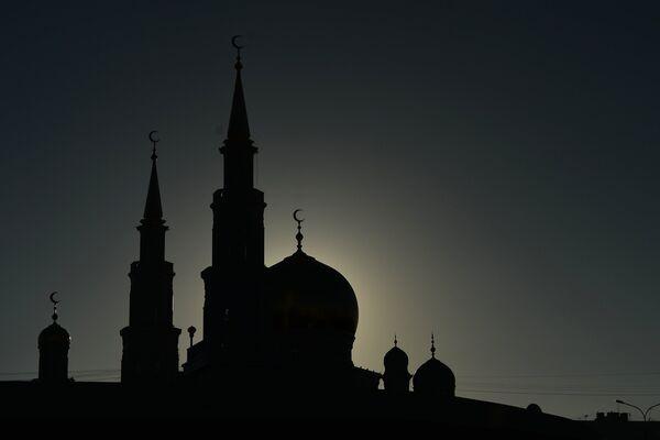 Московская соборная мечеть. Архивное фото - Sputnik Таджикистан