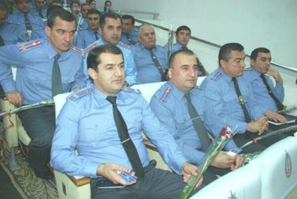 Награждение сотрудников силовых структур за участие в операции против Абдухалима Назарзода - Sputnik Таджикистан