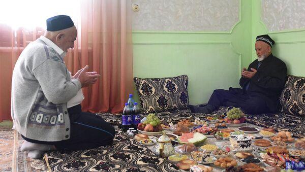 Иди Курбон в Душанбе - Sputnik Тоҷикистон