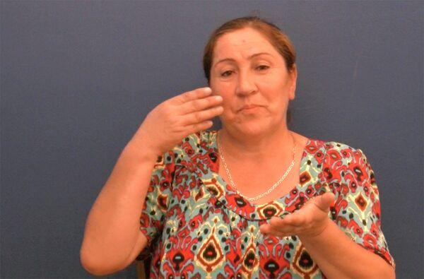 Язык жестов - Sputnik Таджикистан