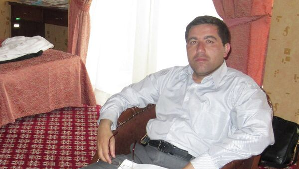 Бузургмехр Ёров. Архивное фото - Sputnik Таджикистан