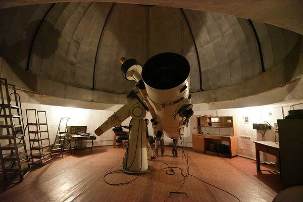 В астрономической обсерватории в Гиссаре - Sputnik Таджикистан
