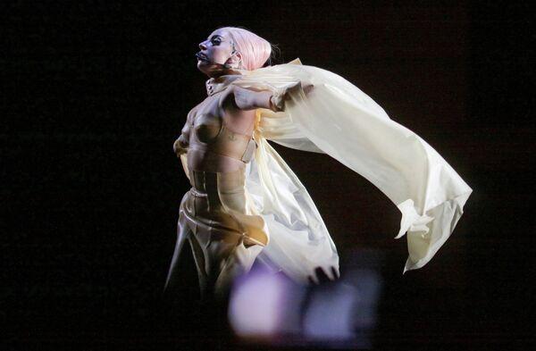 Певица Леди Гага. Архивное фото - Sputnik Таджикистан