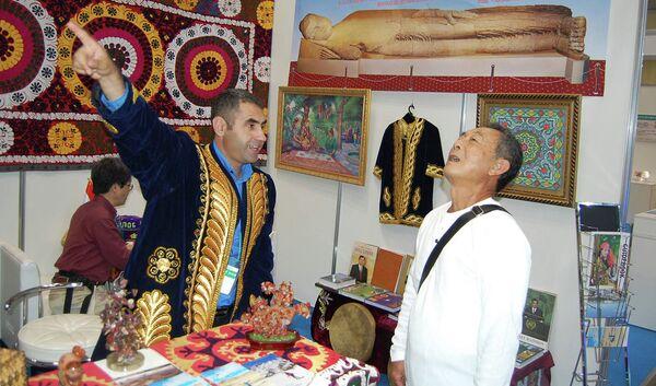 Тоҷикистон дар намоишгоҳи байналмилалии «JATA Tourism Expo» дар Ҷопон - Sputnik Тоҷикистон