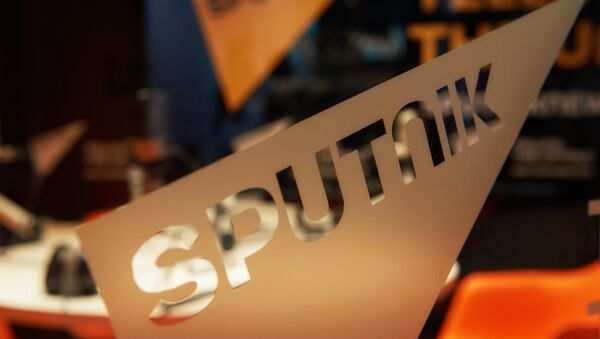 Павильон международного информационного бренда Спутник. Архивное фото - Sputnik Таджикистан