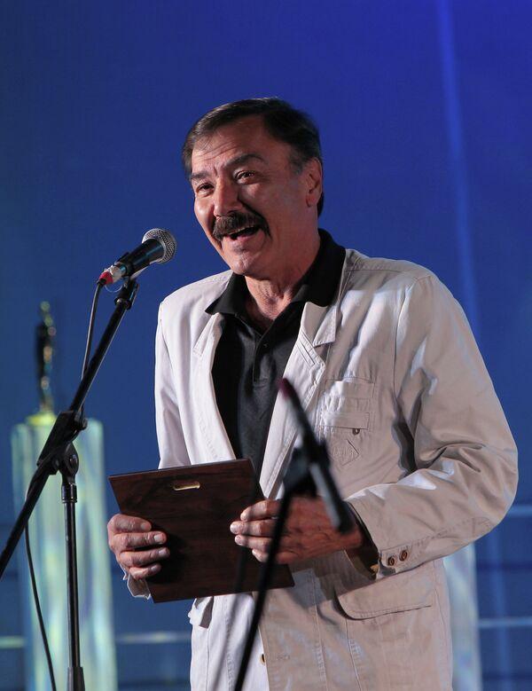 Рустам Сагдуллаев. Архивное фото - Sputnik Таджикистан