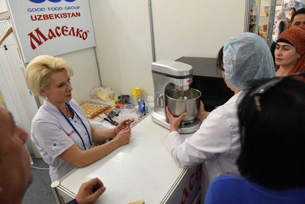 Третья международная выставка Agrofood-2015 - Sputnik Таджикистан