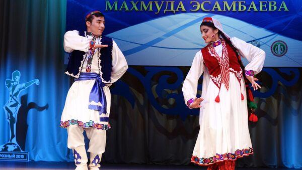 Танец, архивное фото - Sputnik Таджикистан