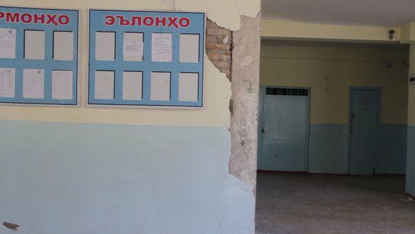 Шок без последствий: школа выдержала землетрясение в Яване - Sputnik Тоҷикистон