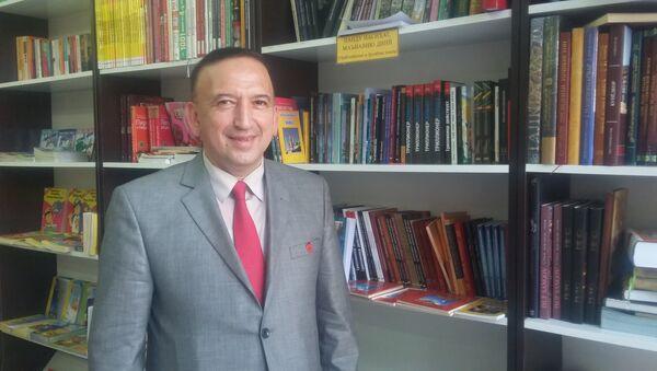 Зафар Сайидзода, старший советник аппарата президента по внешней политики - Sputnik Таджикистан