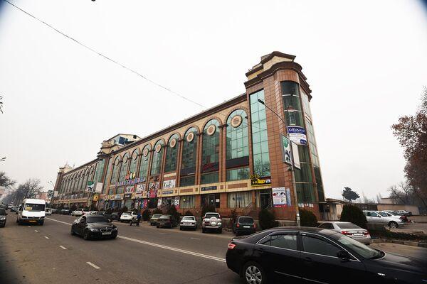 Бизнес-центр Пойтахт. Архивное фото - Sputnik Таджикистан