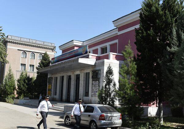Театр имени Маяковского в наши дни - Sputnik Таджикистан