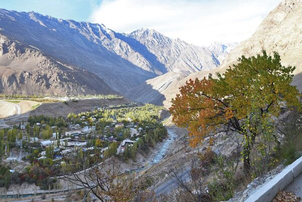 Таджикская осень - Sputnik Таджикистан