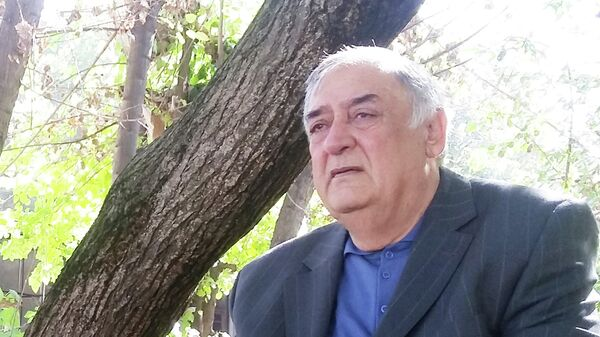 Ахмадшо Улфатшоев - Sputnik Таджикистан