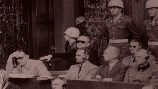 Фашизм - вне закона. Нюрнбергский процесс в архивных кадрах - Sputnik Таджикистан